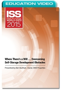 Picture of Where There's a Will ... Overcoming Self-Storage Development Obstacles