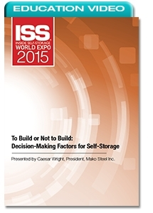 Picture of To Build or Not to Build: Decision-Making Factors for Self-Storage