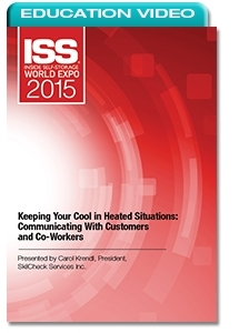 Picture of Keeping Your Cool in Heated Situations: Communicating With Customers and Co-Workers