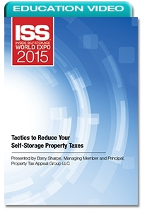 Picture of Tactics to Reduce Your Self-Storage Property Taxes