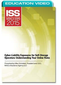 Picture of Cyber-Liability Exposures for Self-Storage Operators: Understanding Your Online Risks