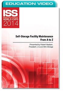 Picture of Self-Storage Facility Maintenance From A to Z