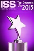 Picture of Inside Self-Storage Top-Operators List 2015