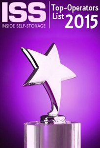 Picture of Inside Self-Storage Top-Operators List 2015