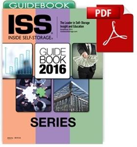 Picture of Inside Self-Storage 2016 Guidebook Series [Digital]