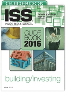 Picture of Inside Self-Storage Building/Investing Guidebook 2016 [Softcover]