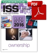 Picture of Inside Self-Storage Ownership Guidebook 2016 [Digital]