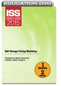 Picture of DVD - Self-Storage Pricing Workshop