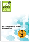 Picture of DVD - Self-Storage Ownership 101 2016: Education 5-Pack