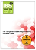 Picture of DVD - Self-Storage Advanced Management 2016: Education 4-Pack