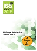 Picture of DVD - Self-Storage Marketing 2016: Education 4-Pack