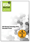 Picture of DVD - Self-Storage Technology 2016: Education 4-Pack