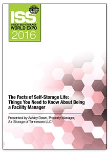 Picture of DVD - The Facts of Self-Storage Life: Things You Need to Know About Being a Facility Manager