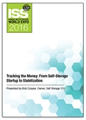 Picture of DVD - Tracking the Money: From Self-Storage Startup to Stabilization