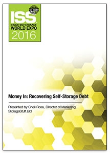 Picture of DVD - Money In: Recovering Self-Storage Debt