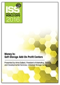 Picture of DVD - Money In: Self-Storage Add-On Profit Centers