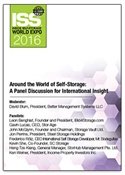 Picture of DVD - Around the World of Self-Storage: A Panel Discussion for International Insight