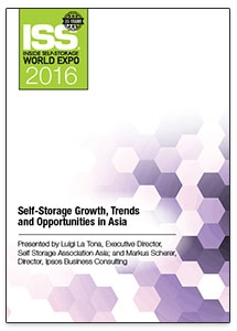 Picture of DVD - Self-Storage Growth, Trends, and Opportunities in Asia