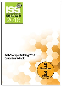 Picture of DVD - Self-Storage Building 2016: Education 5-Pack