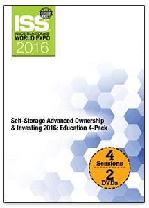 Picture of DVD - Self-Storage Advanced Ownership & Investing 2016: Education 4-Pack