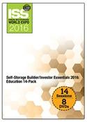 Picture of DVD - Self-Storage Builder/Investor Essentials 2016: Education 14-Pack