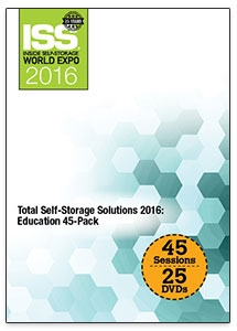 Picture of DVD – Total Self-Storage Solutions 2016: Education 45-Pack