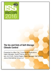 Picture of DVD - The Ins and Outs of Self-Storage Climate Control