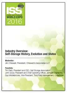 Picture of Industry Overview: Self-Storage History, Evolution and Status