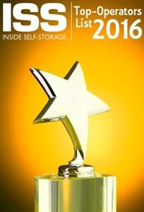 Picture of Inside Self-Storage Top-Operators List 2016