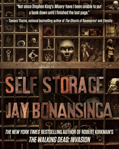 Picture of Self Storage [Horror Fiction Novel]