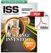 Picture of Inside Self-Storage Building/Investing Guidebook 2017 [Digital]