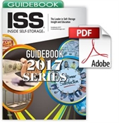 Picture of Inside Self-Storage 2017 Guidebook Series [Digital]