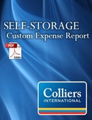 Picture of Self-Storage Custom Expense Report
