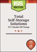 Picture of Total Self-Storage Solutions 2017 Education DVD Package
