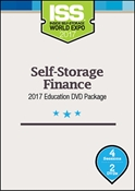 Picture of Self-Storage Finance 2017 Education DVD Package