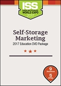 Picture of Self-Storage Marketing 2017 Education DVD Package