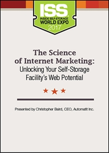 Picture of DVD - The Science of Internet Marketing: Unlocking Your Self-Storage Facility's Web Potential