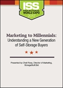 Picture of DVD - Marketing to Millennials: Understanding a New Generation of Self-Storage Buyers