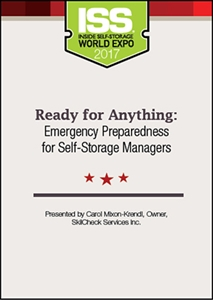 Picture of DVD - Ready for Anything: Emergency Preparedness for Self-Storage Managers