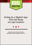 Picture of DVD - Living in a Digital Age: Online Self-Storage and Legal Compliance