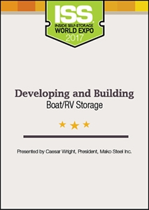 Picture of DVD - Developing and Building Boat/RV Storage