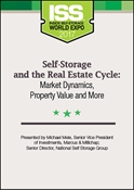 Picture of DVD - Self-Storage and the Real Estate Cycle: Market Dynamics, Property Value and More