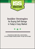 Picture of DVD Pre-Order - Insider Strategies for Buying Self-Storage in Today's Crazy Market
