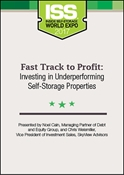 Picture of DVD - Fast Track to Profit: Investing in Underperforming Self-Storage Facilities