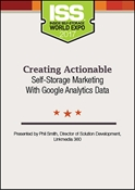 Picture of Creating Actionable Self-Storage Marketing With Google Analytics Data