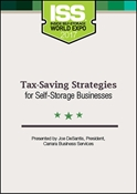 Picture of Tax-Saving Strategies for Self-Storage Businesses