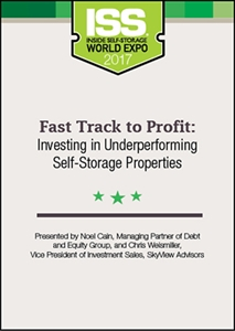 Picture of Fast Track to Profit: Investing in Underperforming Self-Storage Facilities