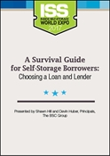 Picture of A Survival Guide for Self-Storage Borrowers: Choosing a Loan and Lender