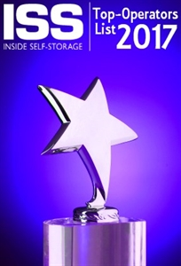 Picture of Inside Self-Storage 2017 Top-Operators Lists