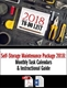 Picture of Self-Storage Maintenance Package 2018: Monthly Task Calendars and Guide